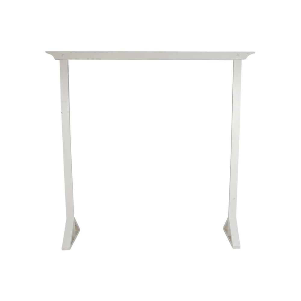 Classic Timber Arbour (White)