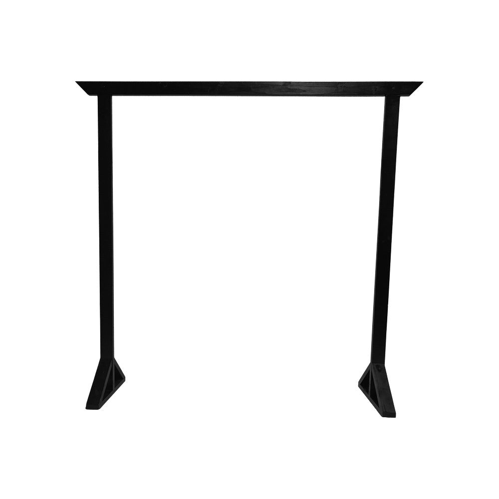 Classic Timber Arbour (Black)