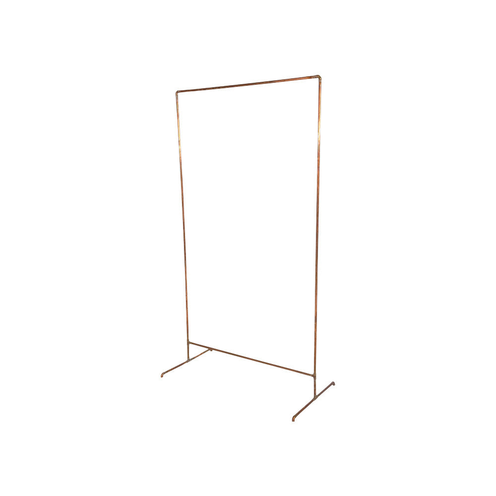 Copper Signage Display Stand
