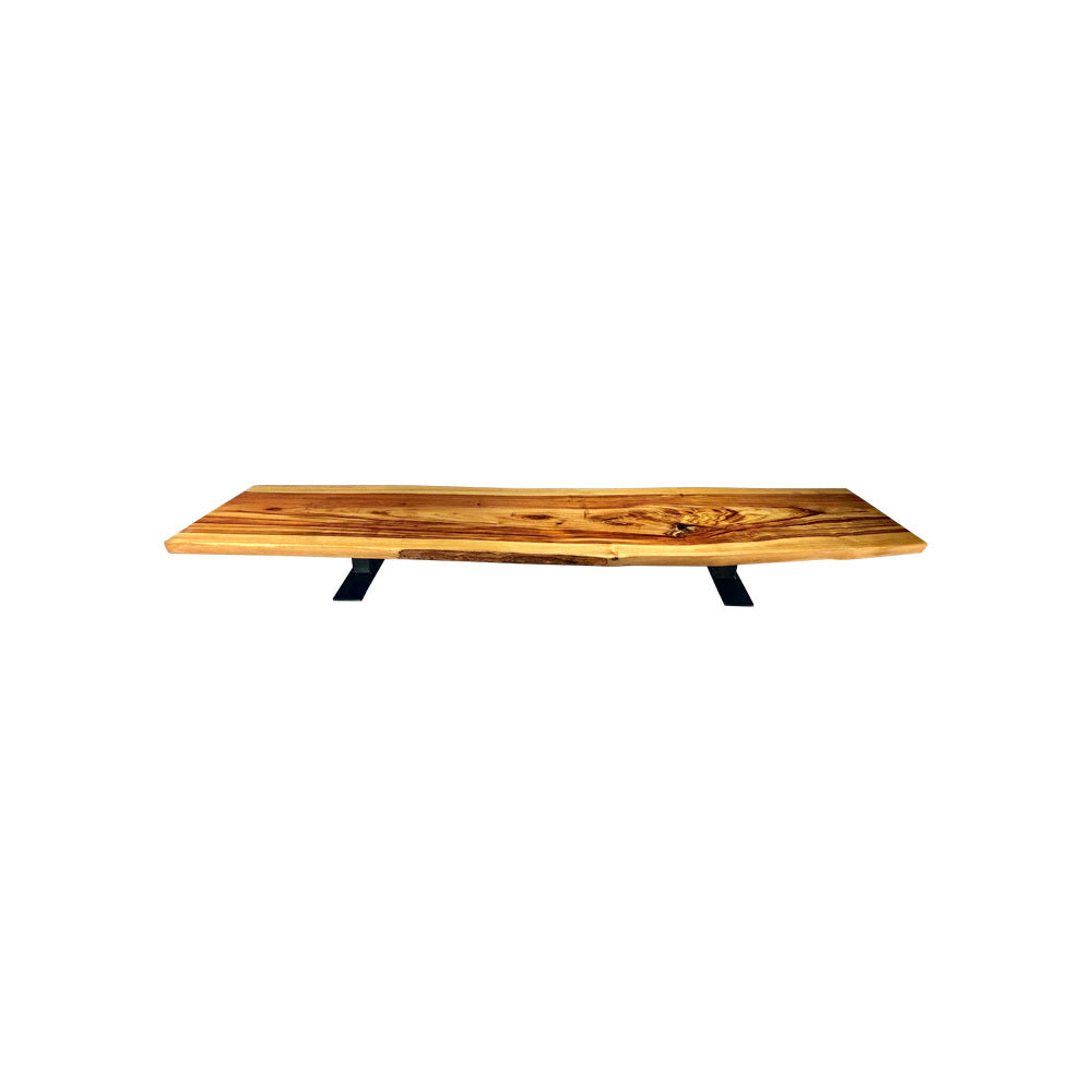 Elevated Timber Feasting-Serving Board (inc two stands)