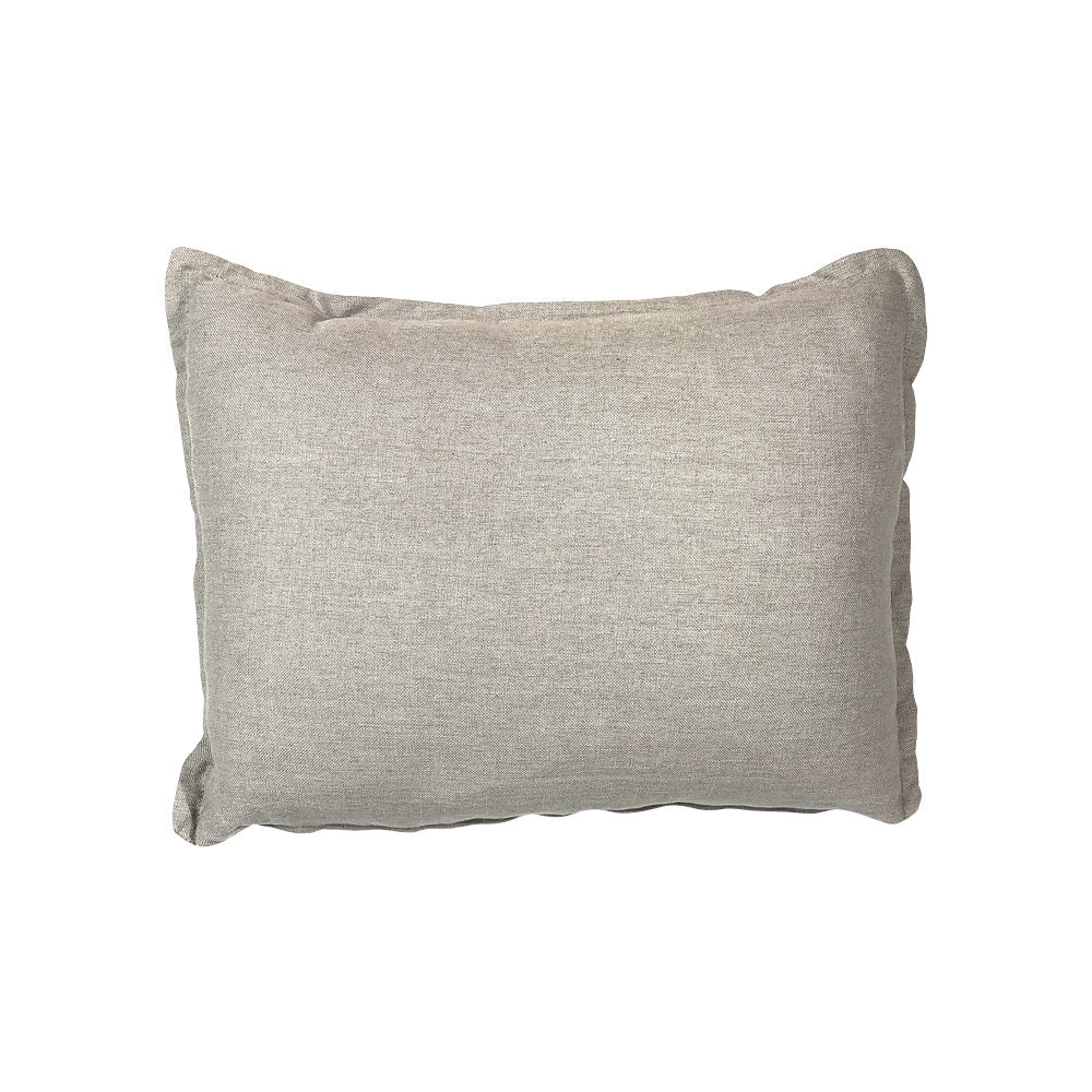 Beige Linen Cushion (rectangle)