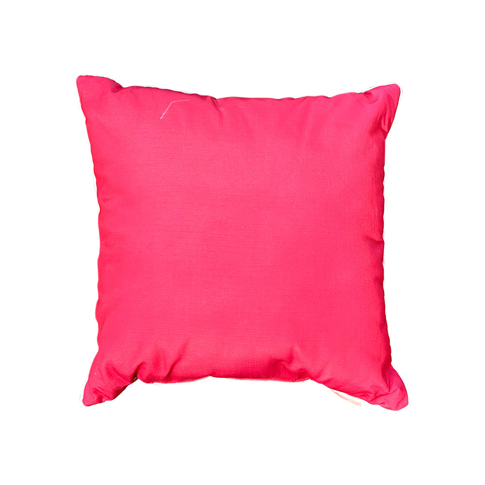 Hot Pink Cushion