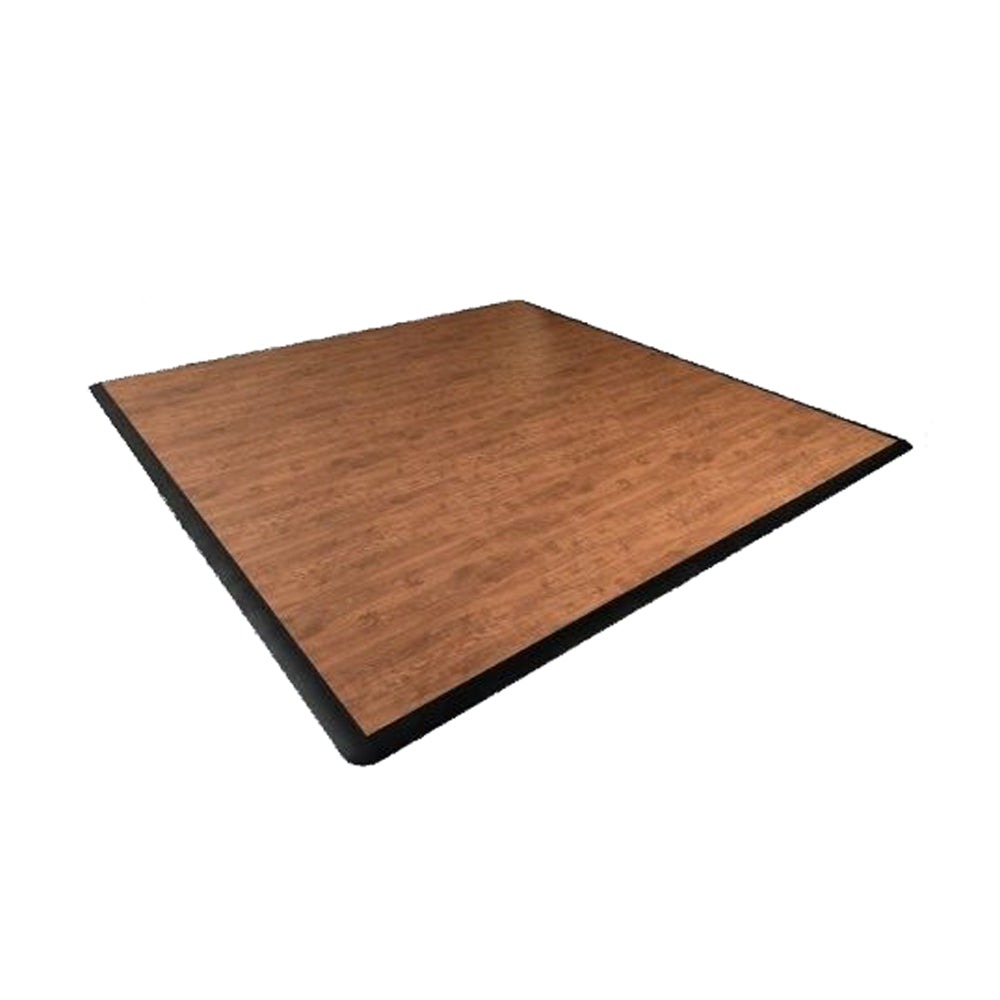 Indoor/Outdoor Dancefloor (Walnut) 5m x 5m
