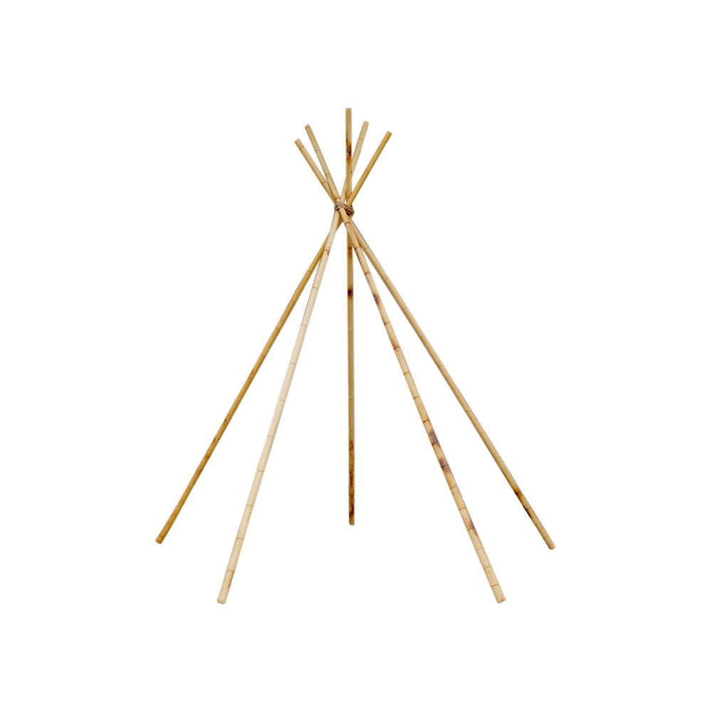 Naked Bamboo Tipi (Natural)