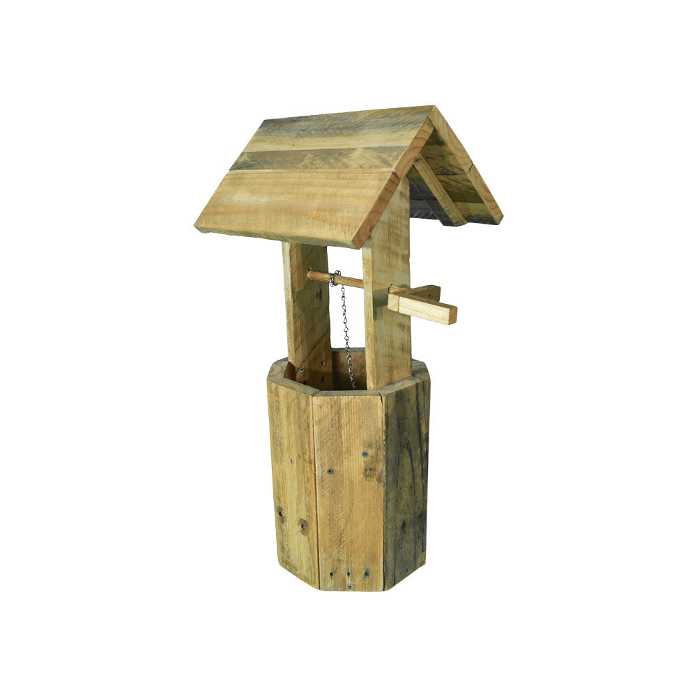Pallet Timber Wishing Well