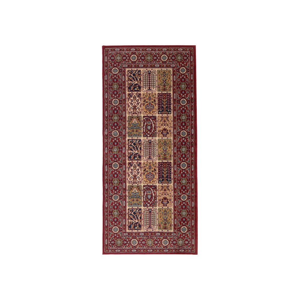 Persian Ruby Long Runner Rug