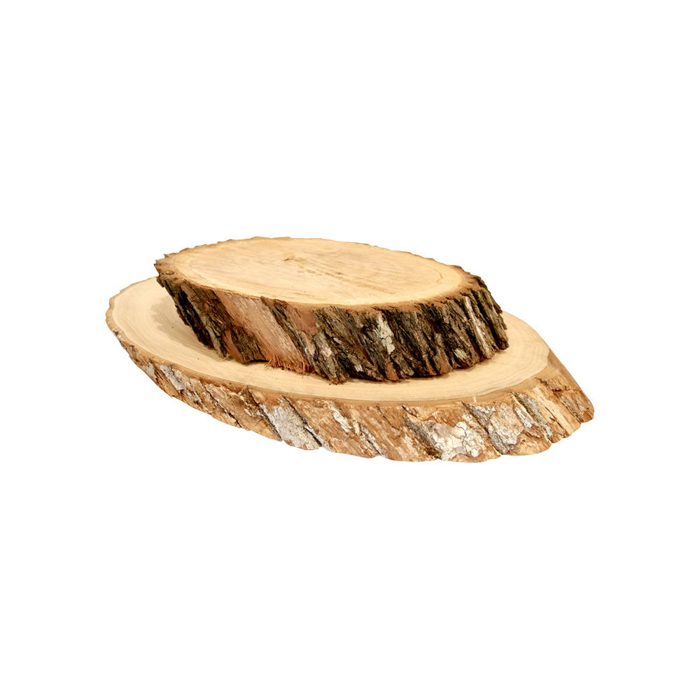 Timber Tree Rounds - Rustic Pine