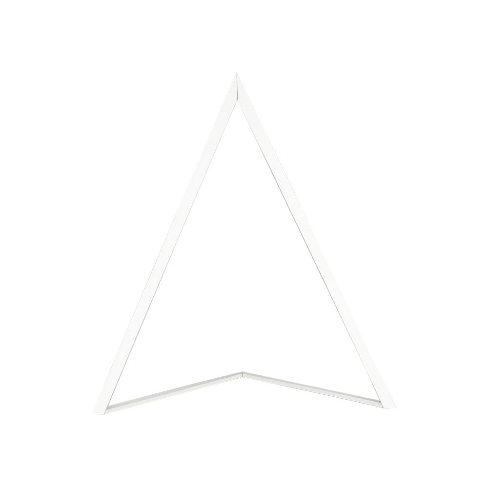 Triangle Arbour (White)