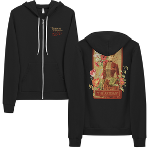 The Artisan - Zip Up Hoodie