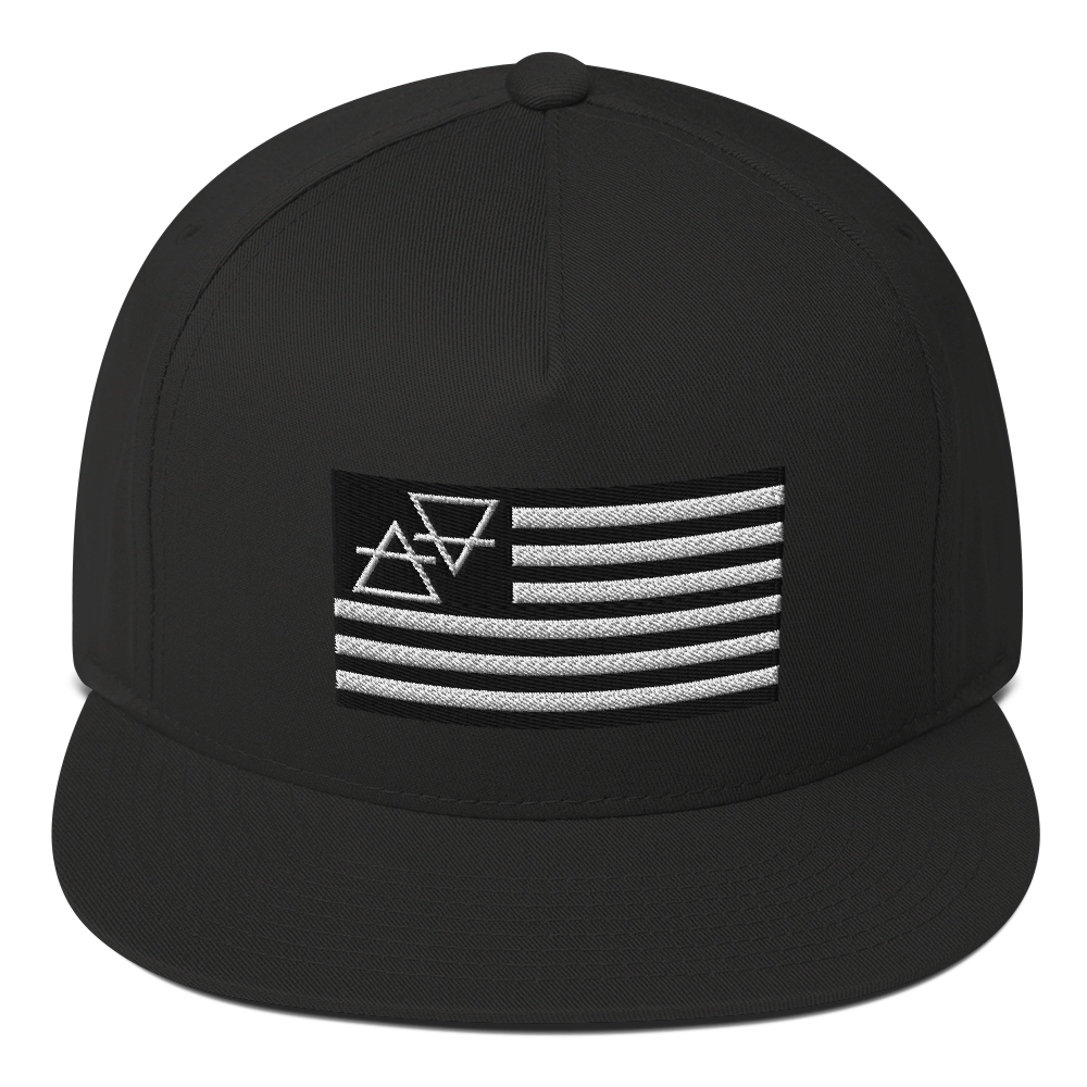 Air//Earth Flag Hat