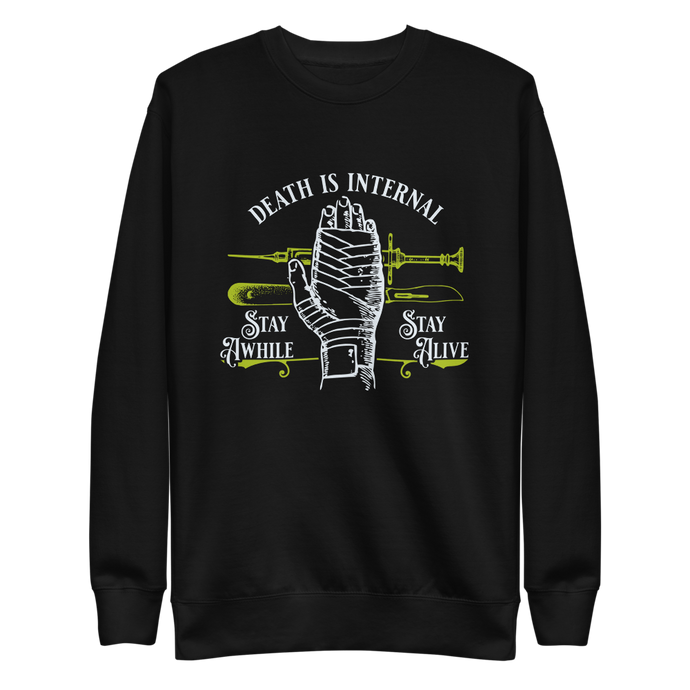 Death Is Internal - Sweater