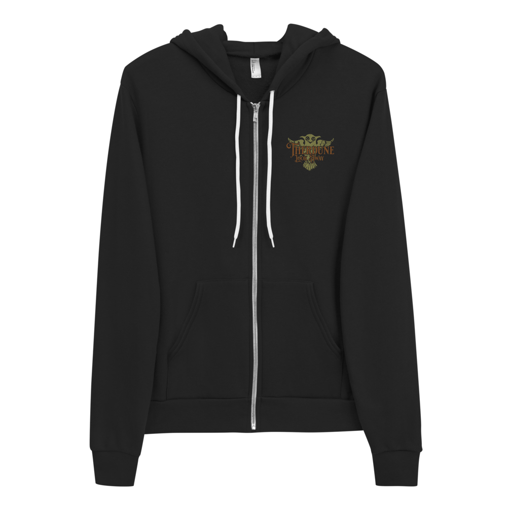 Look Away - Zip up Hoodie
