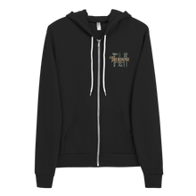 Load image into Gallery viewer, Death Wishes - Zip Up Hoodie