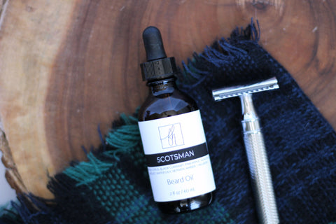 Scotsman Beard Oil