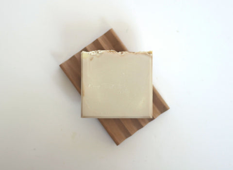 Oatmeal + Milk + Honey Soap