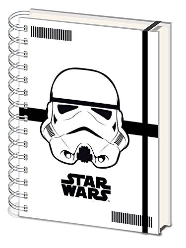 Star Wars (White) (notebook)