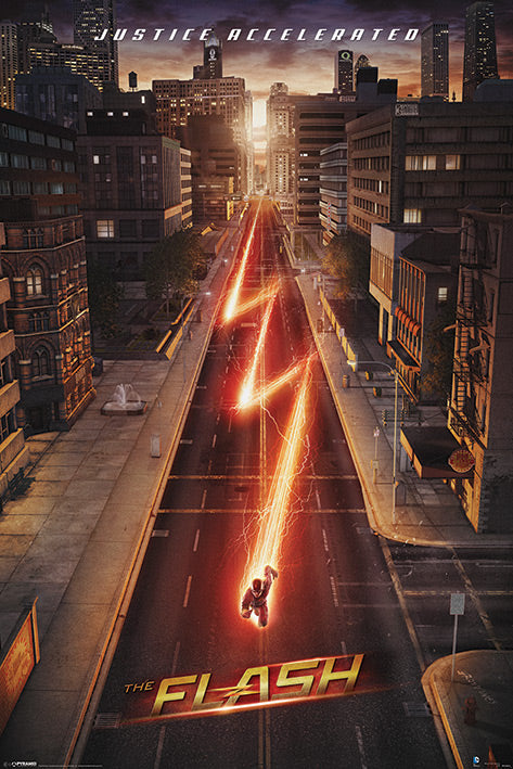 The Flash Lightning