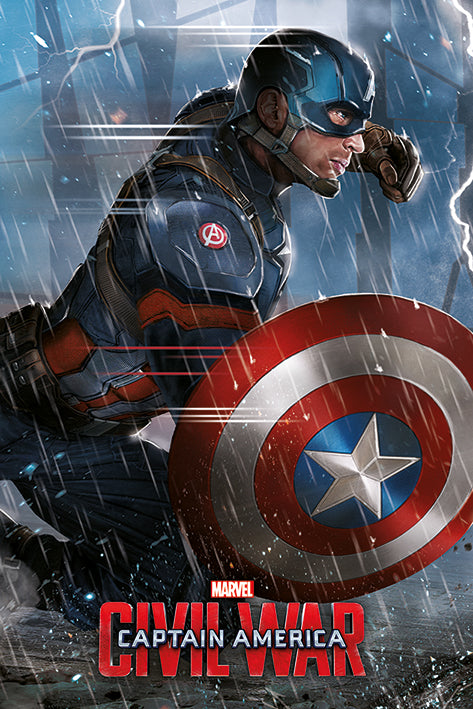 Captain america civil (Captain America)