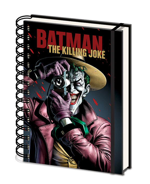 BATMAN THE KILLING JOKE (notebook)