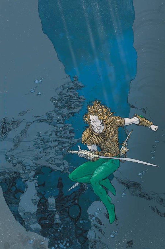 Aquaman sword of atlantis #52