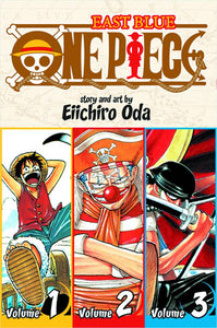 ONE PIECE 3IN1 TP VOL 01 (C: 1-0-0)