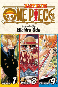 ONE PIECE 3IN1 TP VOL 03 (C: 1-0-0)