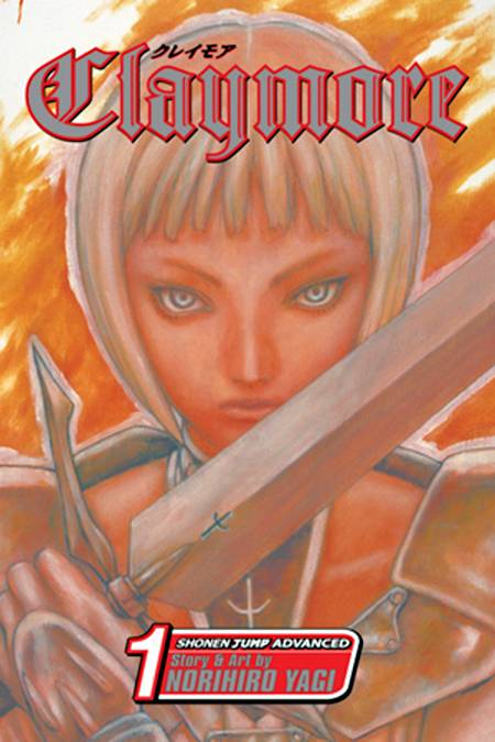 CLAYMORE GN VOL 01 (CURR PTG) (C: 1-0-0)