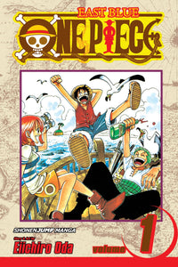 ONE PIECE GN VOL 01 (CURR PTG) (C: 1-0-0)