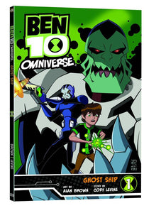 BEN 10 OMNIVERSE GN GHOST SHIP (C: 1-0-1)
