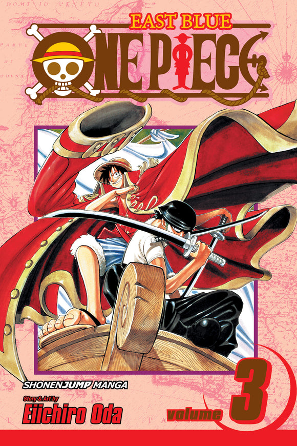 ONE PIECE GN VOL 03 (CURR PTG) (C: 1-0-0)