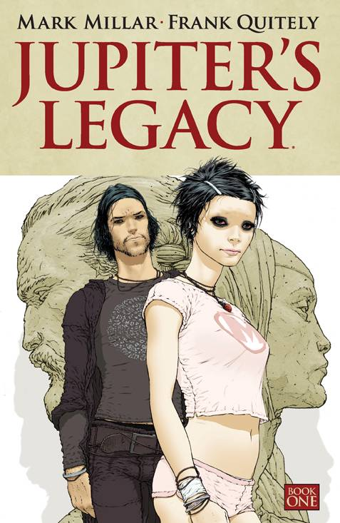 JUPITERS LEGACY TP VOL 01 (MR)