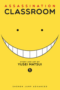 ASSASSINATION CLASSROOM GN VOL 01 (C: 1-0-0)