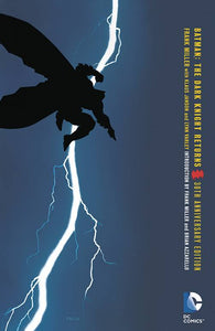 DARK KNIGHT RETURNS TP NEW EDITION