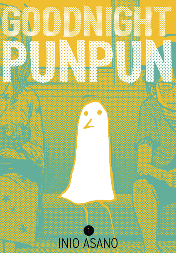 GOODNIGHT PUNPUN GN VOL 01 INIO ASANO (MR) (C: 1-0-0)