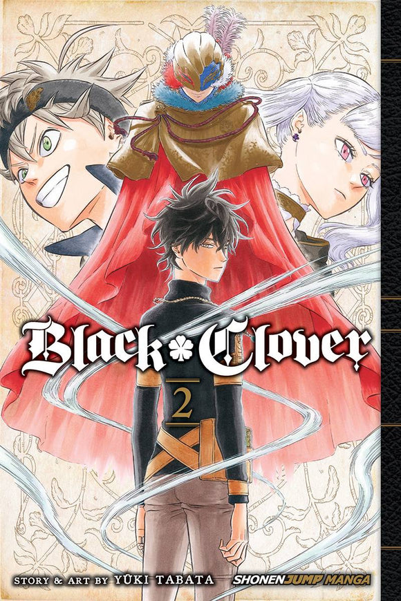 BLACK CLOVER GN VOL 02 (C: 1-0-1)