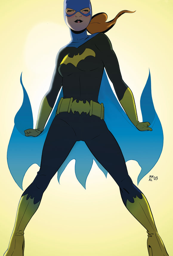 BATGIRL A CELEBRATION OF 50 YEARS HC (NOV160322)