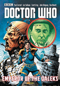 DOCTOR WHO TP EMPEROR OF DALEKS (C: 0-1-0)