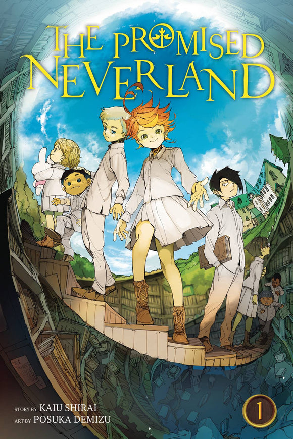 PROMISED NEVERLAND GN VOL 01 (C: 1-0-1)