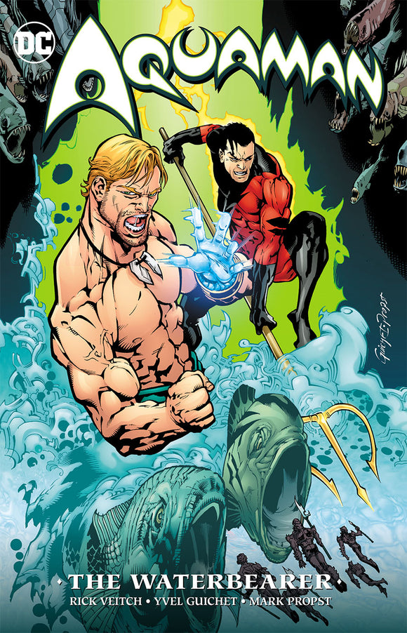 AQUAMAN THE WATERBEARER TP NEW EDITION (OCT170363)