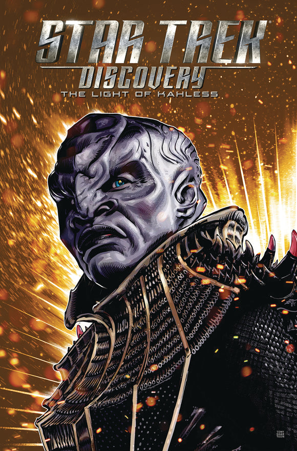 STAR TREK DISCOVERY TP LIGHT OF KAHLESS (O/A)