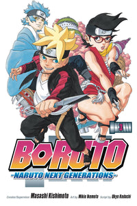 BORUTO GN VOL 03 NARUTO NEXT GENERATIONS (C: 1-0-1)