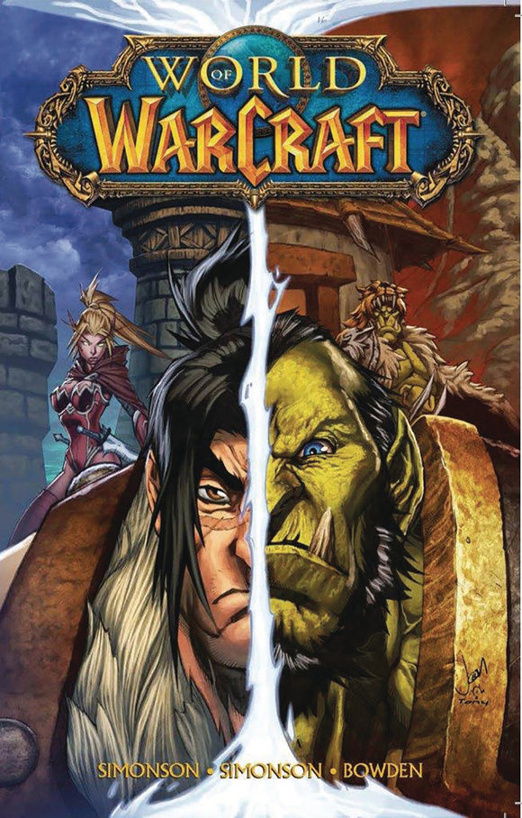 WORLD OF WARCRAFT HC GN BOOK 03