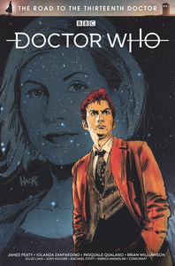 DOCTOR WHO ROAD TO 13TH DOCTOR TP
