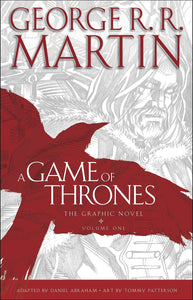 GAME OF THRONES HC GN VOL 01 NEW PTG