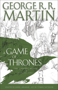 GAME OF THRONES HC GN VOL 02 NEW PTG