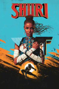 SHURI #1 BY SPRATT POSTER