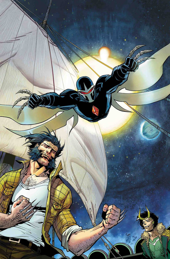 WOLVERINE INFINITY WATCH #3