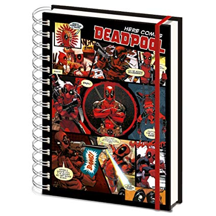 Deadpool (notebook)