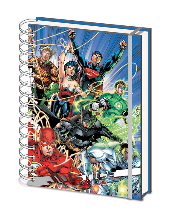 Justice League (notebook)