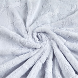 Luxe Cuddle® Hide Snow by Shannon Fabrics